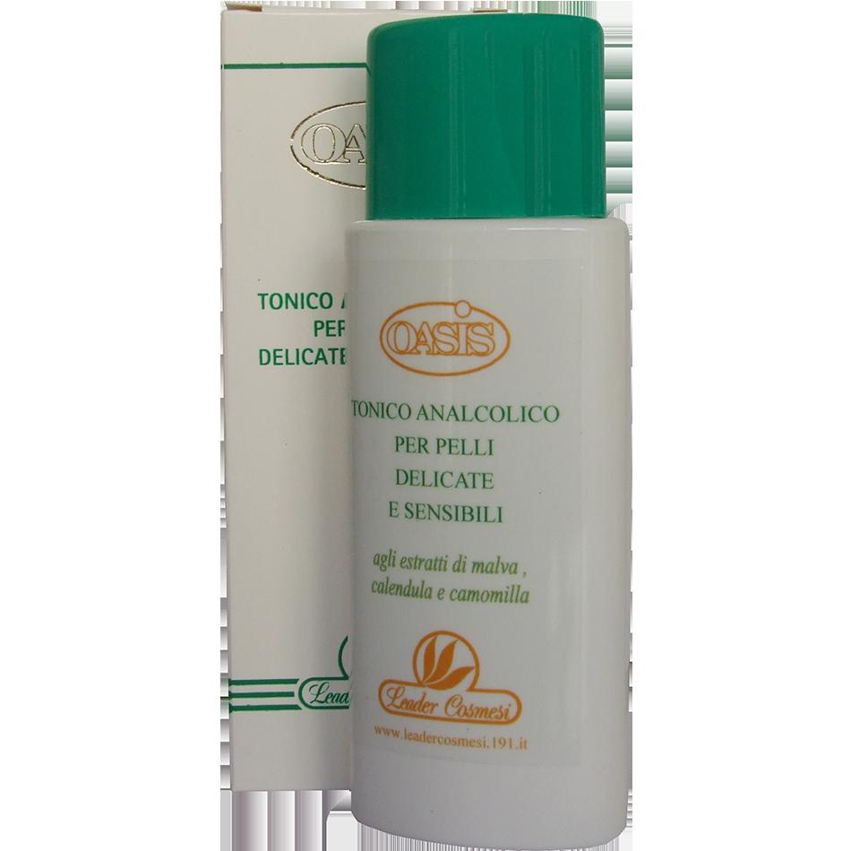 Tonico analcolico per pelli delicate e sensibili 250ml