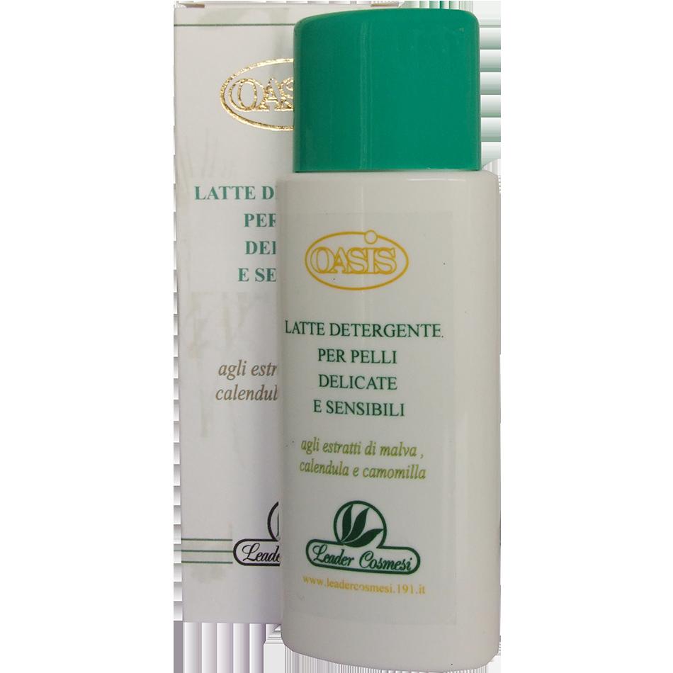latte detergente per pelli delicate e sensibili 250ml