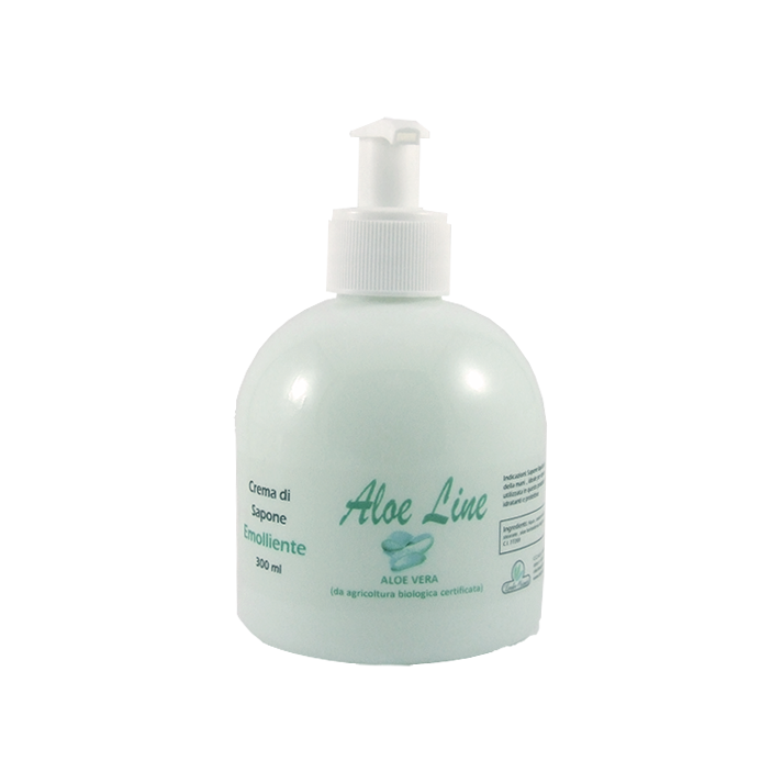 Crema di Sapone Aloe 300 ml